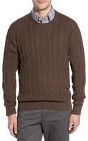 Cutter & Buck Men's Carlton Crewneck Sweater