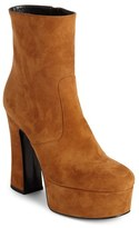 Saint Laurent Women's Candy Platform Bootie