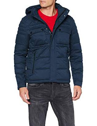 S'Oliver Big Size Men's 03.899.51.5248 Jacket,Medium