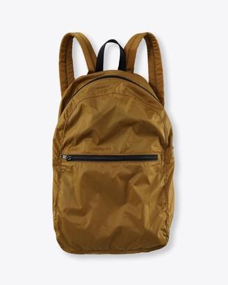 Baggu Packable Backpack Bronze