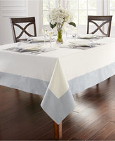 "Waterford Half and Half 70"" x 126"" Tablecloth"