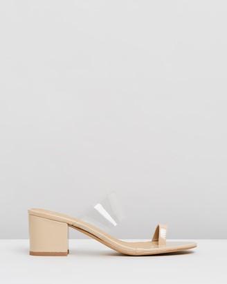Spurr Lucent Heels