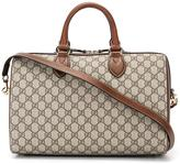 Gucci GG Supreme Boston bag - women - Leather/Polyurethane - One Size
