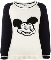 Dondup 'Vallejo' intarsia knit jumper