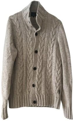 Henry Cotton Beige Wool Knitwear for Women