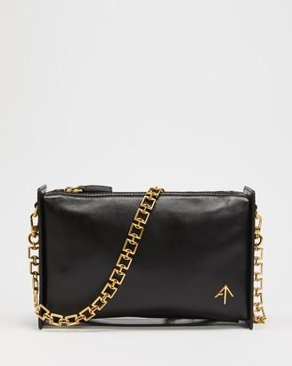 MANU Atelier Carmen Lizard Bag