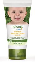 Safety 1st Naturals Intensive Moisture Cream, 5-Ounce Tubes (Pack of 3)