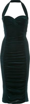 Stella McCartney Olympia velvet dress