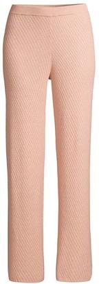 Skin Kamala Waffle Knit Pants