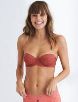 aerie Audrey Strapless Lightly Lined Bra