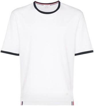 Thom Browne Ringer medium-weight T-shirt