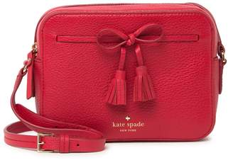 Kate Spade Hayes Street Arla Camera Crossbody Bag