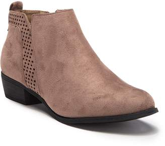 Top Moda Carrson Ankle Bootie