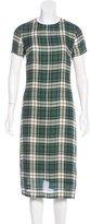 Jenni Kayne Silk Sheath Dress