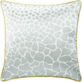 Roberto Cavalli Jerapah Silk Bed Cushion - Grey - 60x60cm