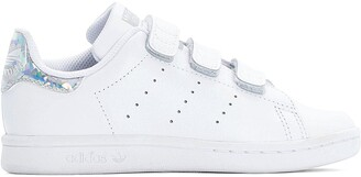 adidas Kids Stan Smith Touch 'N' Close Trainers