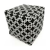 Dormify Majestic Home Goods Small Printed Cube