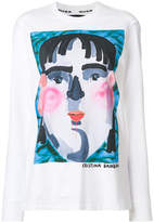 House of Holland illustrated print top