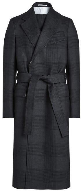 Calvin Klein Virgin Wool Coat