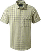 Craghoppers Warby Short Sleeved Check Shirt