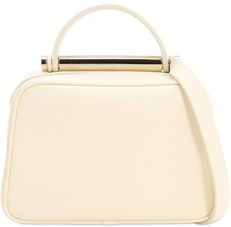 Valextra SERIE S SMALL GRAINED LEATHER BAG