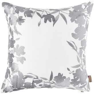 Ted Baker Floral Frame Accent Pillow