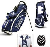 New York Yankees Fairway Stand Golf Bag
