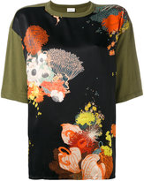 Dries Van Noten floral blouse