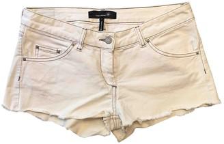 Isabel Marant White Denim - Jeans Shorts for Women