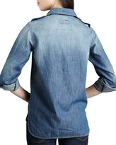 Current/Elliott The Perfect Denim Shirt