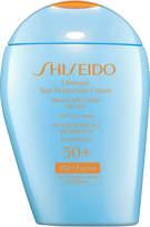 Shiseido Ultimate Sun Protection Lotion Broad Spectrum SPF 50+ WetForce for Sensitive Skin and Children