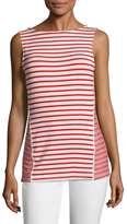 Three Dots Easy British Tank Top