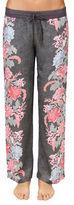 PJ Salvage Eastern Influence Floral Pants