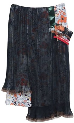 Kolor 3/4 length skirt