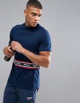 Reebok Taped Logo Gym T-Shirt
