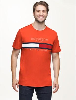 Tommy Hilfiger Denver Broncos Flag T-Shirt