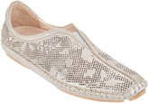 PIKOLINOS Lazer Perforated Leather Slip On Shoes - Jerez