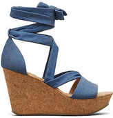 Kenneth Cole Sole Rise Cork Wedge