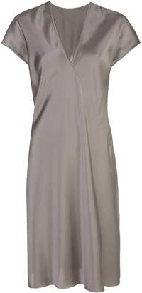 Rick Owens v-neck short dress