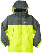 Marmot Precip Jacket (Kid) - Bright Lichen - Small