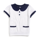 Tommy Hilfiger Peter Pan Collar Sweater