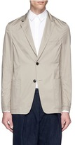 TOMORROWLAND Cotton blend soft blazer