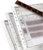 Hama 00002262 Feuillets-pochettes pour négatif 24 x 36 mm Cristal mat