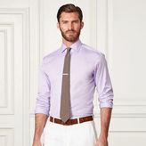 Ralph Lauren Purple Label Cotton Piqué Dress Shirt