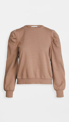 Z Supply Puff Sleeve Sweatshirt