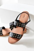 Urban Outfitters Penny Studded Leather Sandal