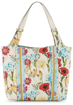 Nanette Lepore Athena Printed Shoulder Bag