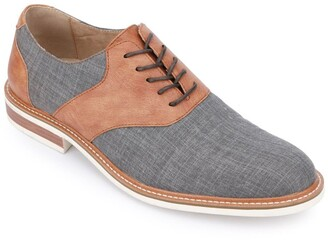 Kenneth Cole Reaction Jimmie Mixed Media Oxford