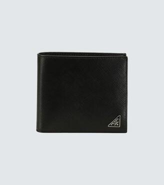 Prada Folded leather wallet