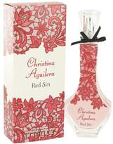 Christina Aguilera Red Sin Eau De Parfum Spray for Women (1.7 oz/50 ml)
